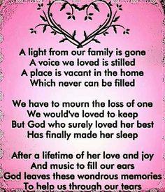 RIP Mamaw