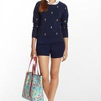 Lilly Pulitzer - Kingsley Top Embroidered