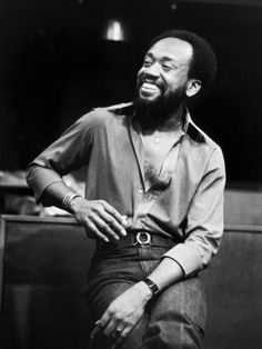 Maurice White/Earth, Wind and Fire Photographic Print by Vandell Cobb at Art.com