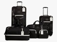Exclusive TUMI Crafted Line Luggage Set for Lexus 25th Anniversary   Photo