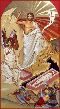 Lessons from the Divine Office of Saturday in the Second Week after Epiphany: II Corinthians Religious Images, Religious Icons, Religious Art, Byzantine Icons, Byzantine Art, Catholic Art, Catholic Saints, Christ Is Risen, Jesus Christus