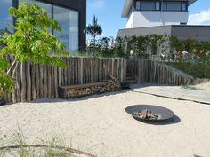 Casa Patio, Beach Gardens, Blue Box, Seaside, Vacation, Outdoor Decor, Home, Gardens, Beach Houses