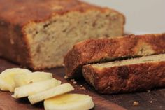 A warming banana loaf recipe, made using the ripest bananas. This deliciously moist loaf cake, best served in thick slices, is one of Mary Berry's most popular recipes. Easy Loaf Cake Recipe, Perfect Banana Bread Recipe, Banana Bread Recipes, Cake Recipes, Baking Recipes, Sweet Recipes, Yummy Recipes, Vegan Recipes, Sandwich Cake