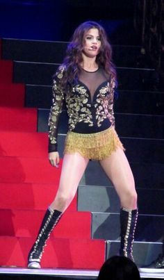 Stars Dance Tour Outfit