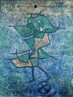Paul Klee, Diana, 1931