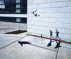 Pablo Delgado's small world – in pictures Tiny figures are popping up all over London's East End