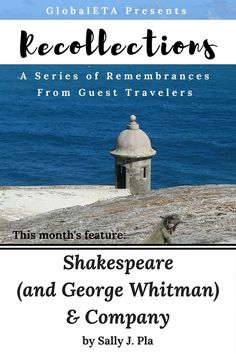 Recollections 1.1: Shakespeare (and George Whitman) & Company by Sally J. Pla - GlobalETALibrary.com