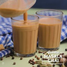 Tea Recipes, Coffee Recipes, Snack Recipes, Cooking Recipes, Lunch Box Recipes, Smoothies, Masala Tea, Chai Recipe, Indian Dessert Recipes