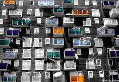 Wozoco - Amsterdam (MVRDV) by Burçin YILDIRIM
