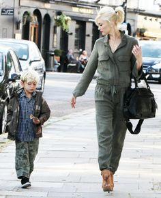 ¿Te gusta el verde militar? Un color para cualquier día de la semana. #mom #style #fashion #outfit #mommy #cool #beauty #fashionist