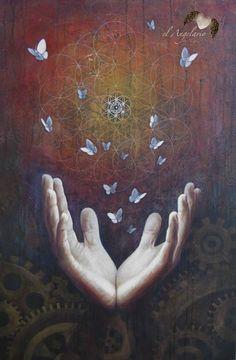 """Pronóstico Anual del Clima Cósmico para el 2014   Una frecuencia """"7"""" nos invita a todos a mirar más allá de las apariencias y sintonizarnos con el lado más profundo, espiritual y aún cósmico de la vida.  Siento eso especialmente para el primer trimestre del 2014 en el que todavía estaremos procesando un poco las energías y experiencias del 2013 y eso es de esperarse."""