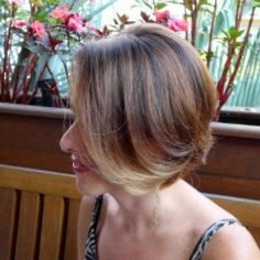cabelo saudável, mechas na água by Mari Nicácio
