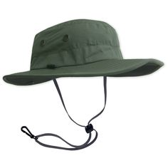 3b381110d3de8 The SEAHAWK Performance Sun Hat in Dirty Olive