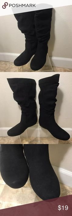 Self Esteem boots women's size 10 nwt black Self Esteem boots New as seen in photos, women's size 10 Self Esteem Shoes