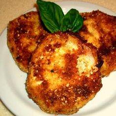 Easy Fried Eggplant Allrecipes.com
