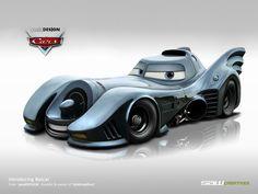 disney cars Batman Car, Batman Batmobile, Im Batman, Batman Poster, Disney Cars Wallpaper, Batman Wallpaper, Hd Wallpaper, Nananana Batman, Super Hero Shirts