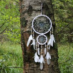 NEW! Dreamcatcher DIY tutorial, step to step indian dreamcatcher - Easy Step to Step DIY!