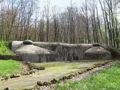 Schoenenbourg Maginot Line fort | Schoenenbourg | France | World War Two | Historvius