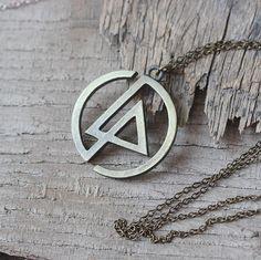 David Pulju - Linkin Park Pendant necklace C449N
