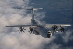 The first of four Airbus Defence and Space A400M Atlas military airlifters ordered by Malaysia for the country's Royal Malaysian Air Force (RMAF) has made its maiden flight.  The aircraft, known as MSN22, took off from Seville, Spain, on 30 January.