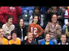 Kid Dances To 'It's Tricky' At NBA Game For One Incredible Minute