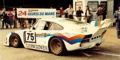 1982 Porsche 935 K3  Porsche (4.191 cc.) (T)  Claude Haldi  Rodfrigo Terran  François Hesnault