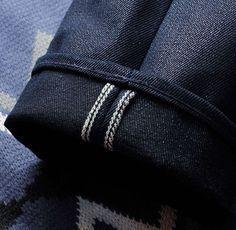 Denim Fabric, Tie Clip, Accessories, Fashion, Moda, Fashion Styles, Fashion Illustrations, Tie Pin, Jewelry Accessories