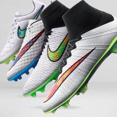 Nike Elastico II Men's Futsal Shoes, Neon Red: Amazon.co.uk
