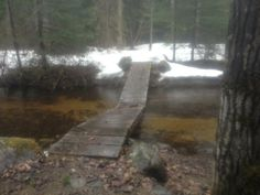Embedded image permalink -  Klondike Nat'l Park @KlondikeAKNPS  ·  15 May 2013  Bridge collapses at 6.8 mile, just south of Canyon City. Some hikers will find it impassable. USE CAUTION.
