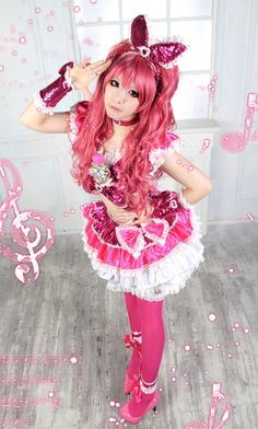 Cosplay Dress, Cosplay Girls, Best Cosplay, Awesome Cosplay, Tights Outfit, Pretty Cure, Harajuku, Sissy Maids, Cool Outfits