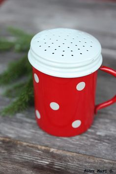 Dotted shaker