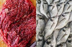 κριθαράκι με λαχανικά του Χόλιγουντ vs της Πόλης   Pandespani Steak, Turkey, Food, Turkey Country, Essen, Steaks, Meals, Yemek, Eten
