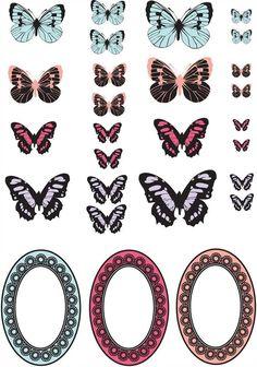 Butterflies and Frames