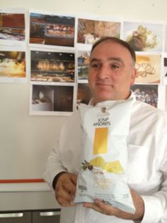 Famous Spanish chef Jose Andres is now selling his favorite Spanish products online here in the US!
