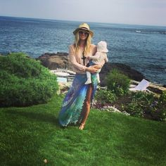 Stylish Celebrity Moms and Kids NEWS: Legends star Ali Larter with daughter Vivi. Kids News, Ali Larter, 6 Month Olds, Welcome To The Family, Celebrity Moms, Mom And Baby, Hollywood Actresses, New Moms, Cool Style