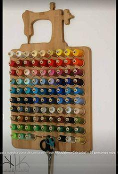 Ideas para organizar costura