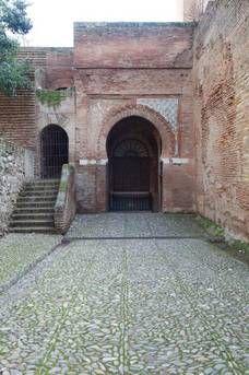 Puerta de la Justicia. Alhambra de Granada