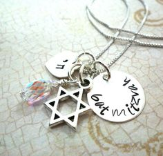 I love this necklace as a Bat Mitzvah gift!