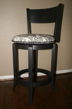 Reupholstering Kid Proofing Our Bar Stools Amy Krist Decorating Ideas Pinterest Stool And