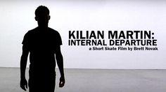 Kilian Martin : Internal Departure skate art sur sport-extreme-videos.com