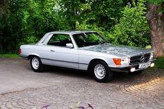 Mercedes Slc, Classic Mercedes, Mercedes Benz Cars, Piaggio Vespa, Dream Cars, Classic Cars, Restoration, Cars, Concept Cars