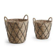 Mast Set Baskets, natural
