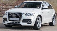 Audi Q5- possible new mom ride