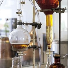 The old way of making perfume