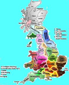 """750 BC to 12 BC, Celts were most powerful people central & northern Europe. Tribes of Celts, wave after wave, spread outwards, taking over France, Belgium, crossing to Britain. Celt comes from Greek: Keltoi, barbarians (pronounced """"Kelt"""")  Celt is a term NOT used until 18th century; Romans called these people Britons. Celtic Iron Age ended AD 43, Romans invaded Britain."""