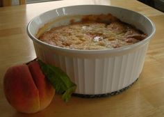 A fantastic peach cobbler recipe from Christy Jordan at SouthernPlate.com.