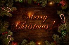 Merry Christmas High Quality Desktop Background Images