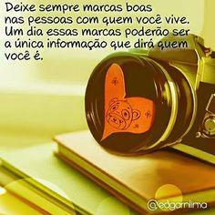 Blog do Edgar: FotoGrafia - Marcas