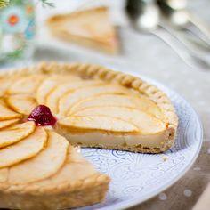 Tartaleta de manzana con masa quebrada con Thermomix « Trucos de cocina Thermomix