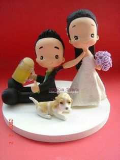 ~ CAKE TOPPERS ~
